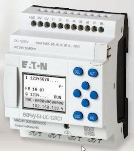 easyE4 control relay – Moeller® series