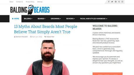 balding beards