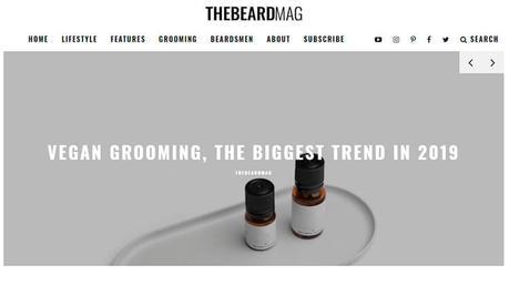 the beard mag