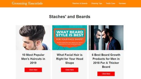 grooming essentials blog