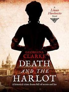 Blog Tour – Death And The Harlot by Georgina Clarke