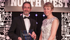 Inciner8 recognised for exporting excellence at manufacturing awards