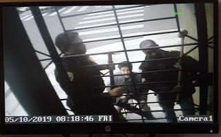 Police Raid Home Francisco Journalist, Seeking Info Leaked Death Document, Scene Reminiscent