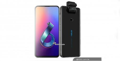 Asus ZenFone 6 will reportedly feature a reversible camera module