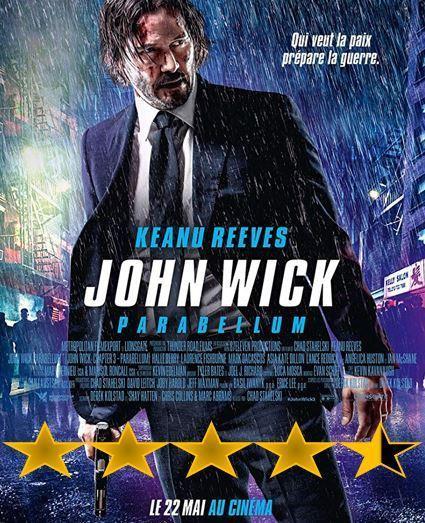 John Wick: Chapter 3 Parabellum (2019)
