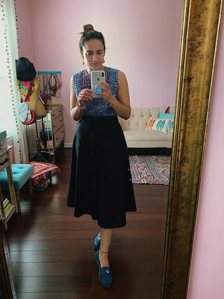 Work Week Wardrobe Tanvii.com