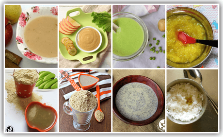 If you're looking for ways to include high calorie foods in your baby's diet, check out these healthy and easy Weight Gain Recipes for Babies Under One.