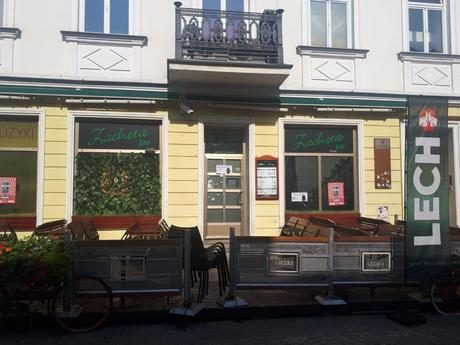 Piątkowe Picie: My Favourite Bars and Cafes in Płock, Poland