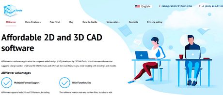 ABViewer Review: Most Affodable 2D & 3D CAD Software