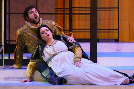 Opera Review: Burn This
