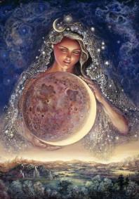 Full moon meditation on May 18: grasmoot