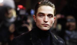 New Batman: Robert Pattinson?