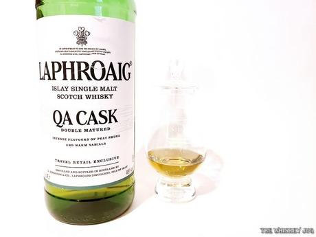 a weak and watery representation of Laphroaig and I would recommend just finding a taste if you're curious… and that's it.
