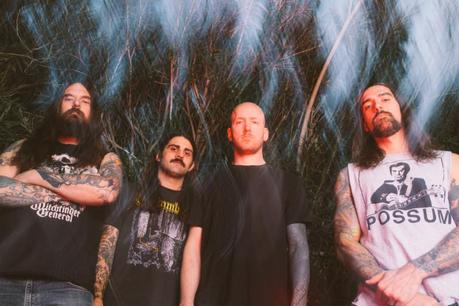 SPIRIT ADRIFT Begins North American Tour This Weekend; Acclaimed Third LP, Divided By Darkness, Out Now Via 20 Buck Spin