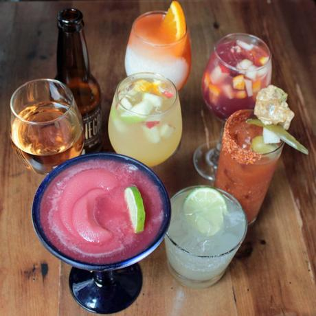 Que Viva Brunch: Rosa Mexicano's New Bottomless Brunch