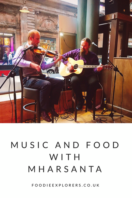 Scottish Trad Trail – tour, music and food