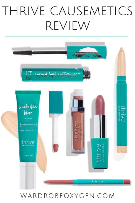 Thrive Causemetics Review: Mascara, CC Cream, and More