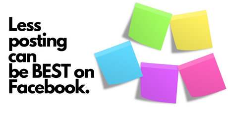 Is Your Business Facebook Page Update Sucking Wind Lately?