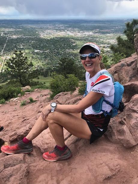 The Ass Kicker Run: Boulder Skyline Traverse (5 peaks, 18 miles)
