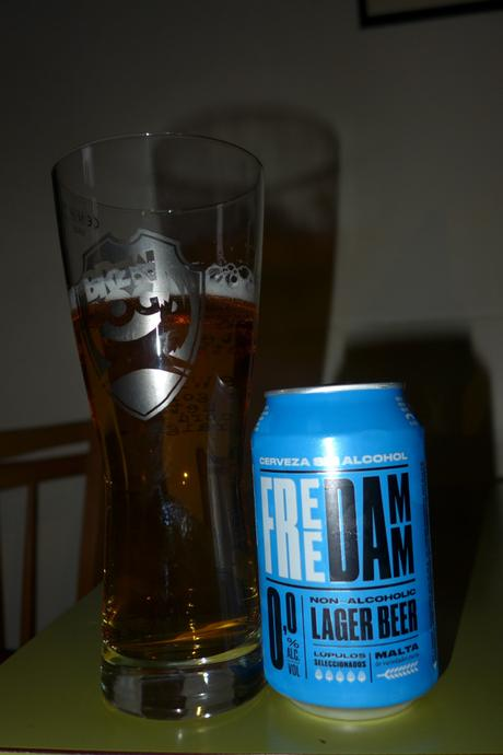 Tasting Notes: Grupo Damm: Free Damm – Non Alcoholic Lager Beer