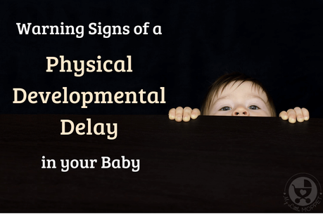 Every baby develops differently but it helps to watch out for these Warning Signs of a Physical Developmental Delay in Your Baby so you can act early.