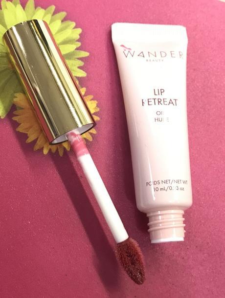lip oil, wander beauty, lipstick, makeup