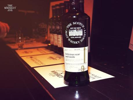 SMWS 10-135 Delicious Sear and Sizzle
