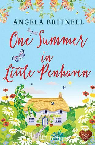 One Summer in Penhaven- by Angela Britnell- Feature and Review