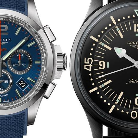 Longines and My Awful Heartbreak (Guest Post by Tareq Habjouqa)