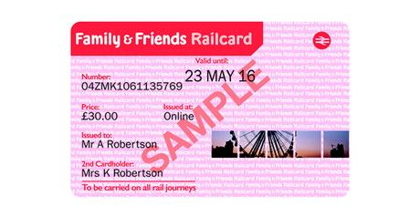 Save money with a railcard this May half term