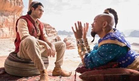 Movie Review: 'Aladdin'