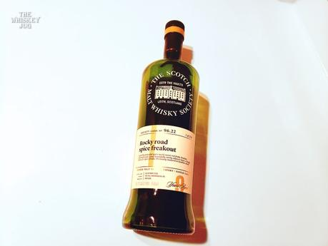 """SMWS 96.22 """"Rocky Road Spice Freakout"""" Review"""