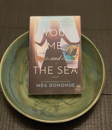 SPOTLIGHT:  You, Me and The Sea: A Novel by Meg Donohue