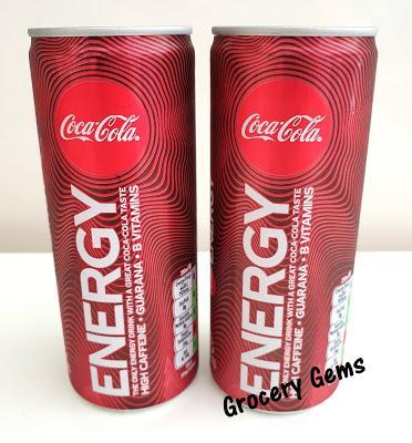 Coca-Cola Energy Drink Review