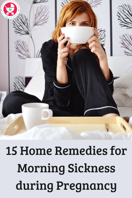 Morning sickness affects over half of all pregnant women and can be limiting. Get life back on track with these simple Home Remedies for Morning Sickness.