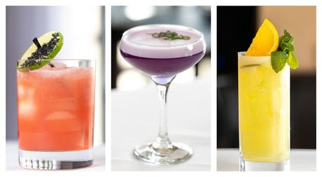 New Sultry Summer Cocktails From Truluck's
