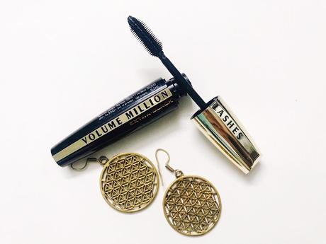 L'Oreal volume million lashes mascara Review