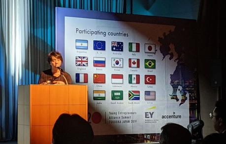 Young Entrepreneurs Plan for Global Change at the G20 YEA Summit in Fukuoka
