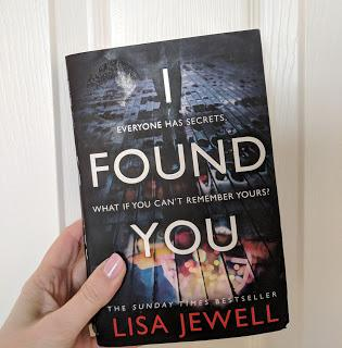 book recommendations review I Found You Lisa Jewell