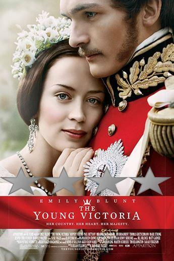 ABC Film Challenge – Biopic – Y – The Young Victoria (2009)
