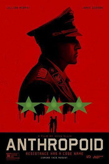 Cillian Murphy Weekend – Anthropoid (2016)