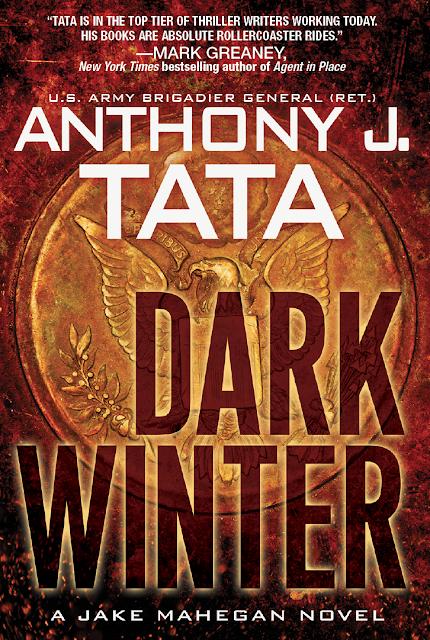 DARK WINTER: A JAKE MAHEGAN NOVEL FROM ANTHONY J. TATA