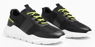 Gabrielle Union Wears Daniel Patrick Panel Runner Sneaker