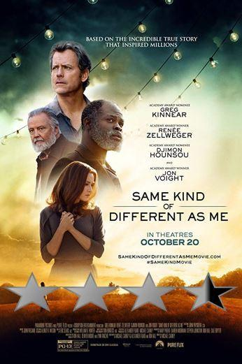ABC Film Challenge – Biopic – Z – Same Kind of Different Me (2017)