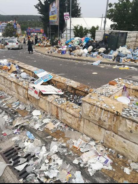 Mayor Ron Kubi comments on the mess in Meron