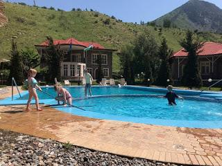 Chatkal Mountains Resort