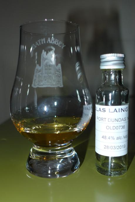 Tasting Notes:  Douglas Laing: Old Particular: Port Dundas 14 Year