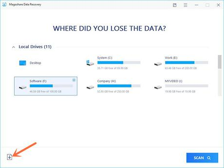 Magoshare Data Recovery Software Review: Completely Recover Deleted & Formatted Data