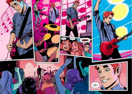 MANGA MONDAY- Archie Vol 1- The New Riverdale-  by Mark Waid- Feature and Review