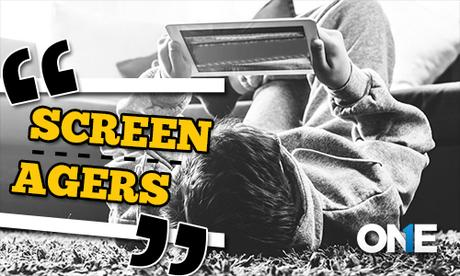 Screen agers The impact on children's life growing up in digital age